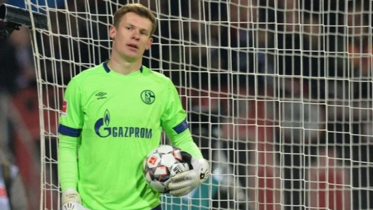 От Шалке настръхнаха срещу Байерн (Мюнхен) заради Алекс Нюбел