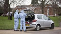 Мъж се самозапали и почина край двореца на Уилям и Кейт в Лондон