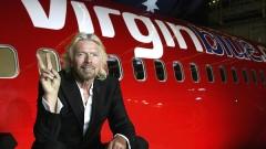 Милардерът  Ричард Брансън осигури $1,5 милиарда за да спаси Virgin Atlantic
