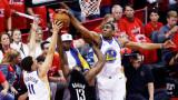 Голдън Стейт и Кливланд за четвърти пореден път ще определят шампиона в НБА