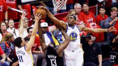 Голдън Стейт с втора победа срещу Кливланд във финала на НБА