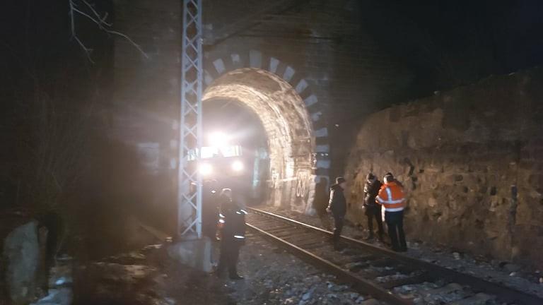 Бързият влак София-Кулата е прегазил и убил на място 54-годишен
