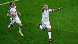 Изненадата е факт: Словакия наказа Русия по-тежко и от УЕФА!