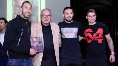 Петър Занев: Дано продължим с добрите игри и в групите на Лига Европа