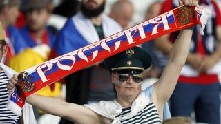 Гонят руски футболни фенове от Франция