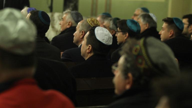 Софийската синагога на 110 години
