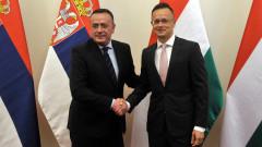 Унгария и Сърбия строят газопровод