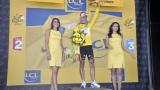 Филип Жилбер поведе в Тура