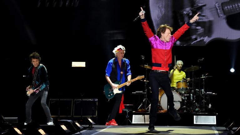 Скандал с билети за концерт на Rolling Stones в Хамбург