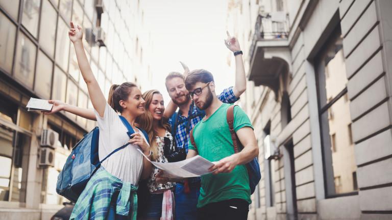Как да разпознаем туристите от различните страни