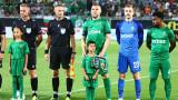 В Румъния: Мъжеството на Моци по време на дузпите за Лудогорец в Шампионската лига не е забравено