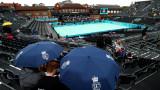 """Дъждът обърква програмата на турнира от ATP 500 в """"Куинс Клъб"""", Лондон"""