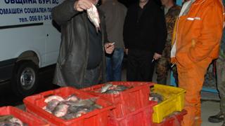 Над 100 кг. незаконен улов иззеха в Поморие