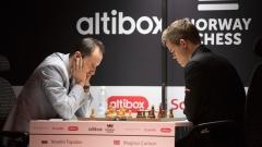 Първа победа за Топалов в Азербайджан
