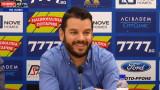 Телевизионният продуцент Иван Христов разпали фенските страсти преди дербито ЦСКА - Левски
