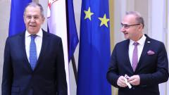 Лавров: ЕС не е готов за диалог с Русия
