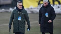 Арда благодари на треньора на Ботев (Пловдив)