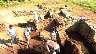 Откриха римска военна диплома на войник от II век в крепостта Состра