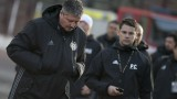 Любослав Пенев: Играта на ЦСКА ме интересува, а не головете днес