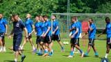 Левски - Ред Бул Брагантино 0:1 (Развой на срещата по минути)