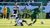Локомотив (Пловдив) победи Лудогорец с 2:1 като гост