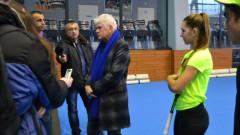 Пол Макнами вече не е турнирен директор на Sofia Open