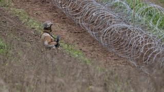 Латвия удължава извънредното положение по границата с Беларус