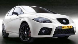 Създадоха най-мощния сериен модел Seat Leon Cupra