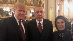 Тръмп и Ердоган обсъдиха сътрудничеството в Сирия