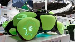 Гумена кола и още причудливи идеи от Автосалона в Токио
