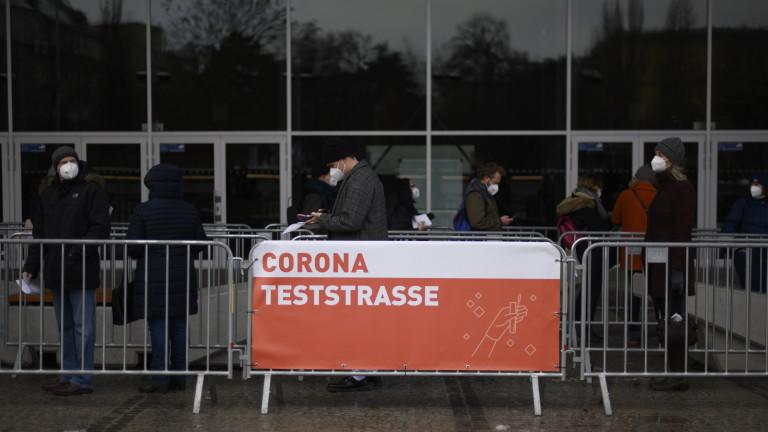 Австрия счупи рекорда за починали от COVID-19