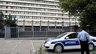 Взрив избухна до ж.п гара в Тбилиси