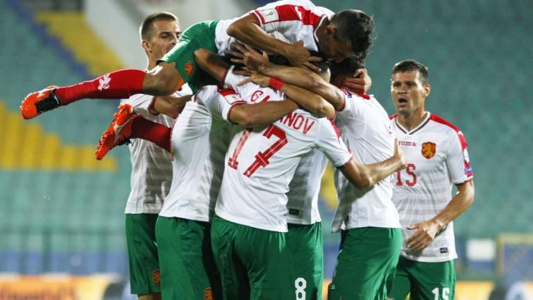 България 2 : 1 Швеция 32′ ГОООЛ ЗА БЪЛГАРИЯ!!! 2:1!!