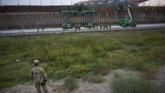 Изборите приключиха, Тръмп изтегля армията от границата с Мексико