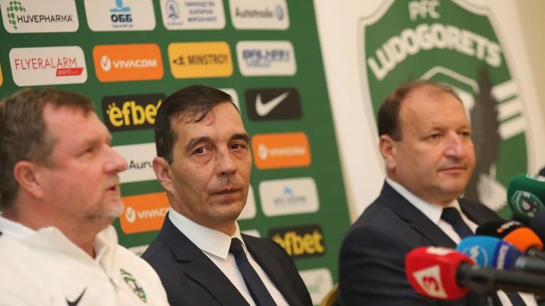 Ангел Петричев: Шампионска победа за Лудогорец