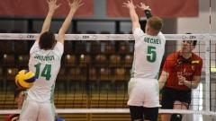 Младите български волейболисти с трета загуба на Европейското