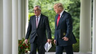 Коя Европа иска Тръмп