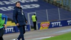 Петър Хубчев: Алар е по-различен тип футболист, има един проблем