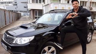 Даниел Петканов обича колата си повече от жена