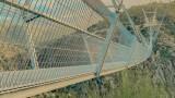 516 Arouca - новият пешеходен мост в Португалия на 175 метра височина