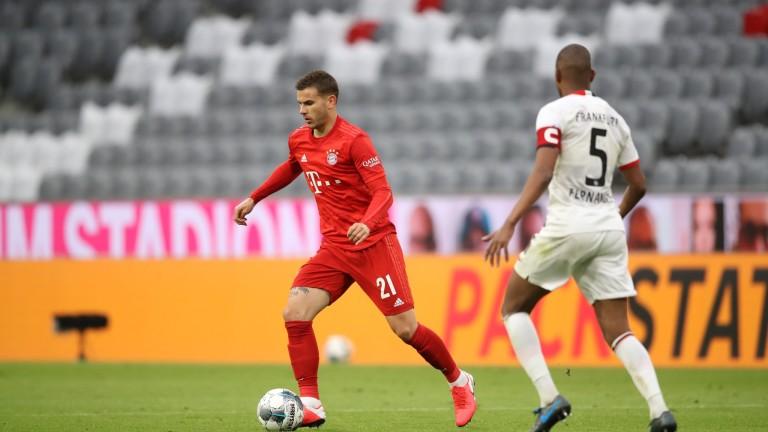 Защитникът на Байерн (Мюнхен) Люка Ернандес няма никакво намерение да