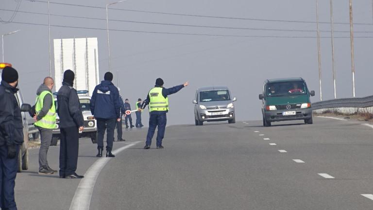 """Промени по АМ """"Струма"""" заради интензивен трафик към София"""