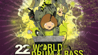 Остават три дни до разтърсващото World of Drum&Bass парти
