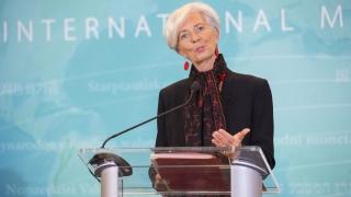 Лагард: През 2016 г. глобалният икономически растеж ще бъде разочароващ