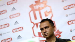 Красимир Петров:  При нас не е цел да вкарва само Мартин Камбуров
