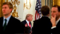 Какво ще засегне Тръмп в първата си реч пред Конгреса