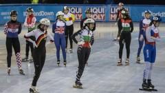 Зорница Пенчева и Анна Якимова с резонно представяне на 500 метра