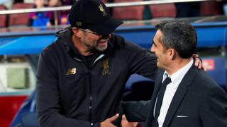 Повечето от шефовете на Барса не искат Валверде да остане треньор