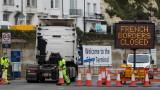 Франция отваря граници за пристигащи от Великобритания