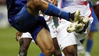 Италия с положителен  баланс срещу Франция